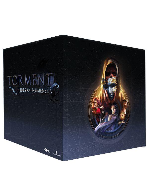 Torment: Tides of Numenera - Edycja Kolekcjonerska PS4 1