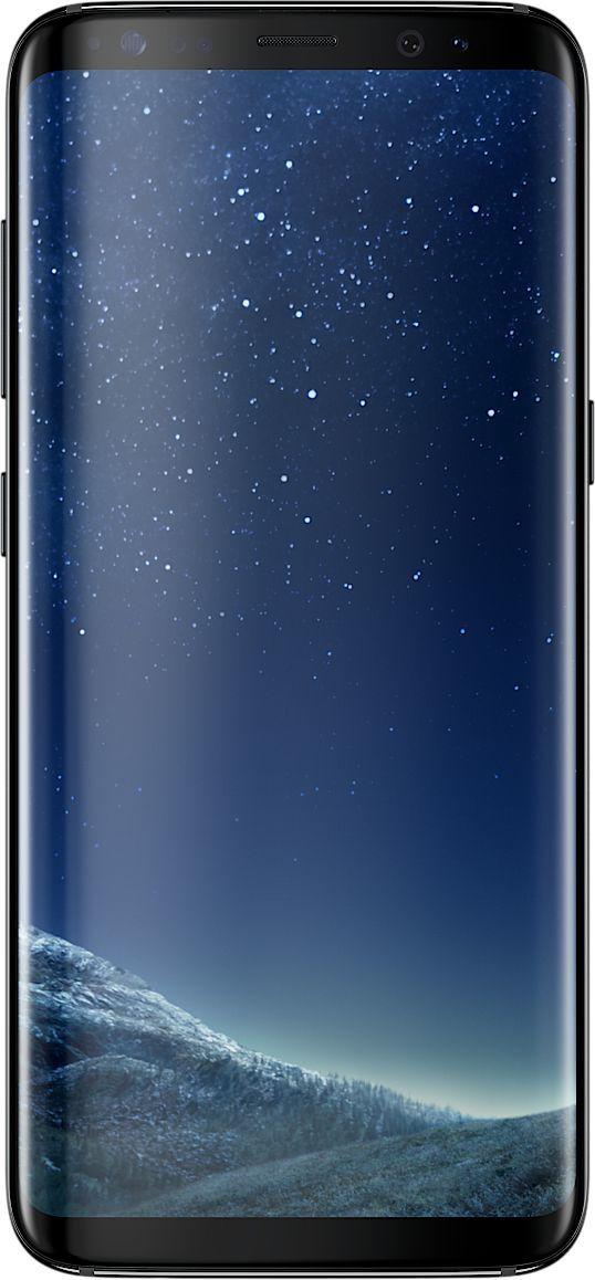Smartfon Samsung Galaxy S8 Plus 64 GB Czarny  (SM-G955FZKAXEO) 1