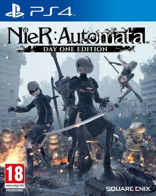 NieR: Automata PS4 1