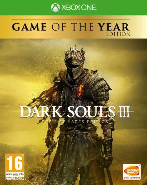 Dark Souls III: The Fire Fades Edition 1