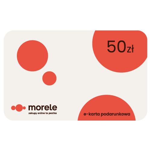 Elektroniczna Karta Podarunkowa 50 zł 1