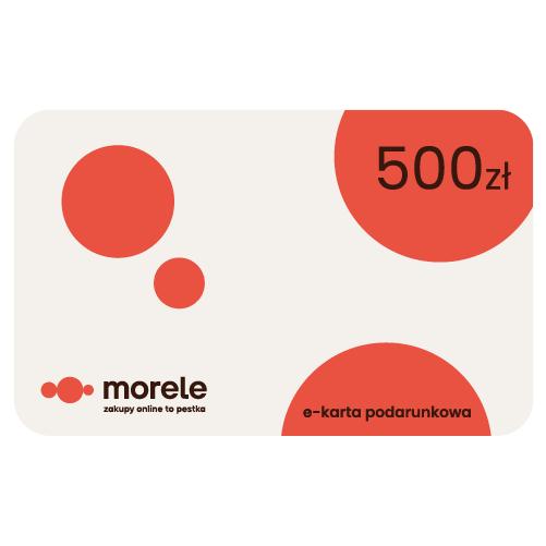 Elektroniczna Karta Podarunkowa 500 zł 1