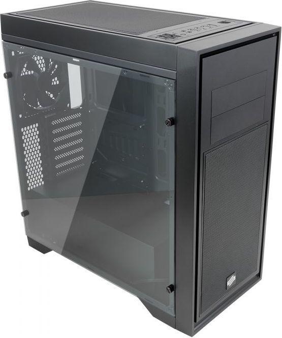 Obudowa SilentiumPC Aquarius X70T Pure Black (SPC 171) 1