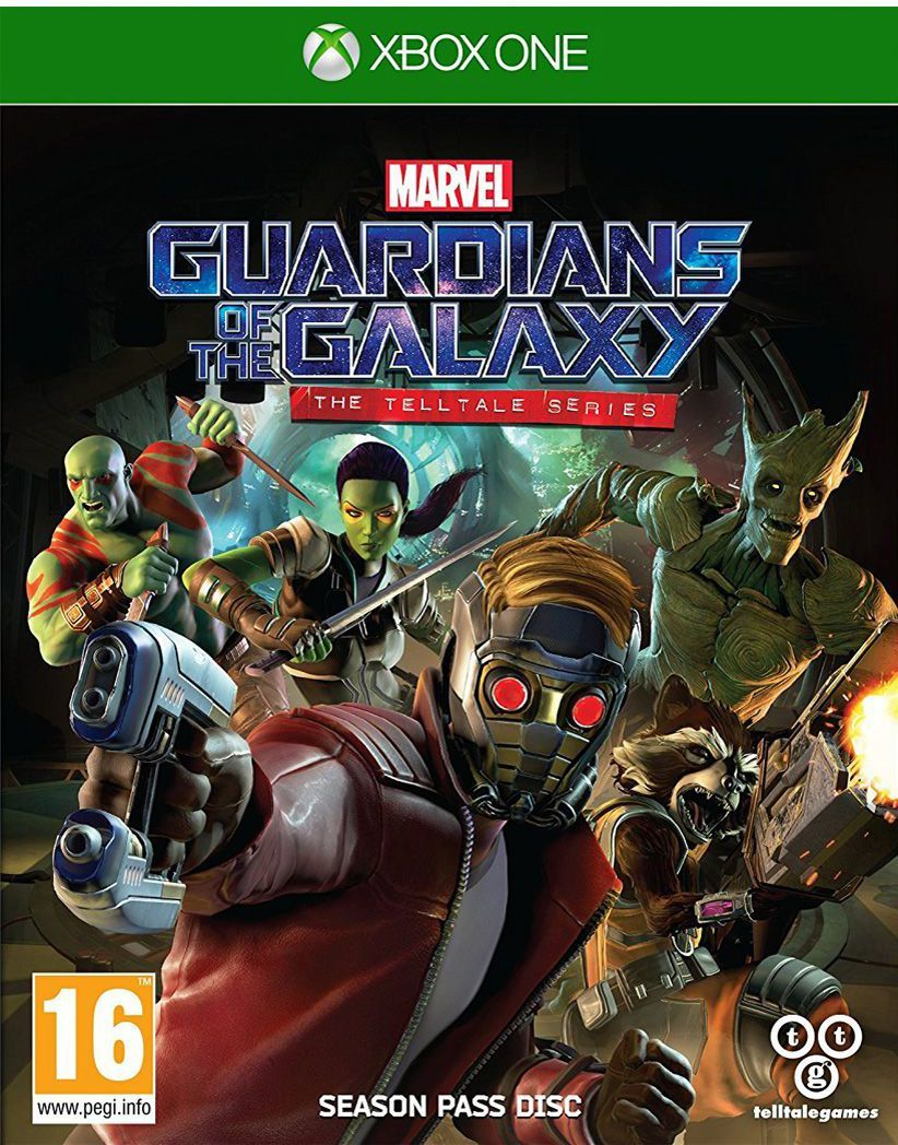 Guardians of the Galaxy - The TelltaleSeries 1