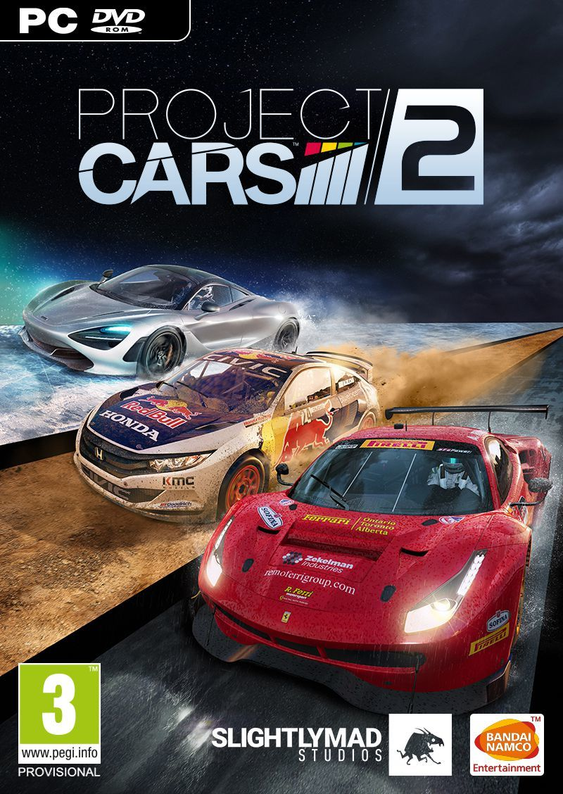 Project CARS 2 Limited Edition PC 1