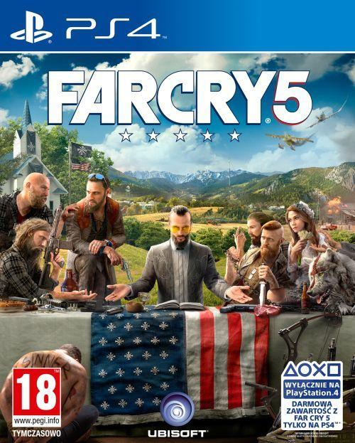 Far Cry 5 PS4 1