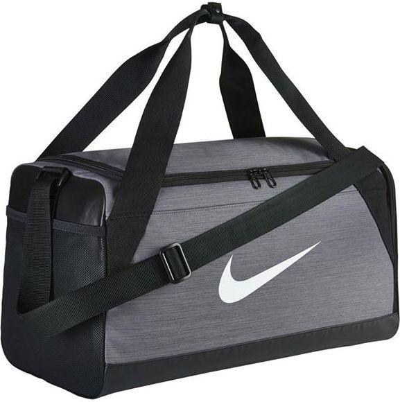 dc3fda03991f4 Nike Torba sportowa BA5335 064 Brasilia S Duff szara w Sklep-presto.pl