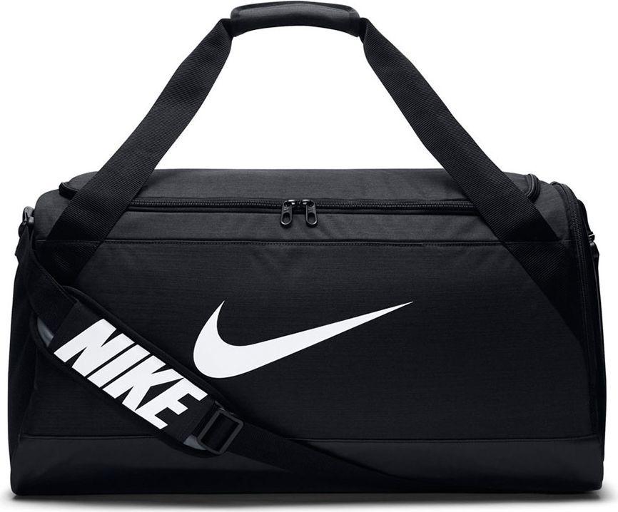 309084188a332 Nike Torba sportowa Brasilia M czarna (BA5334-010) w Sklep-presto.pl