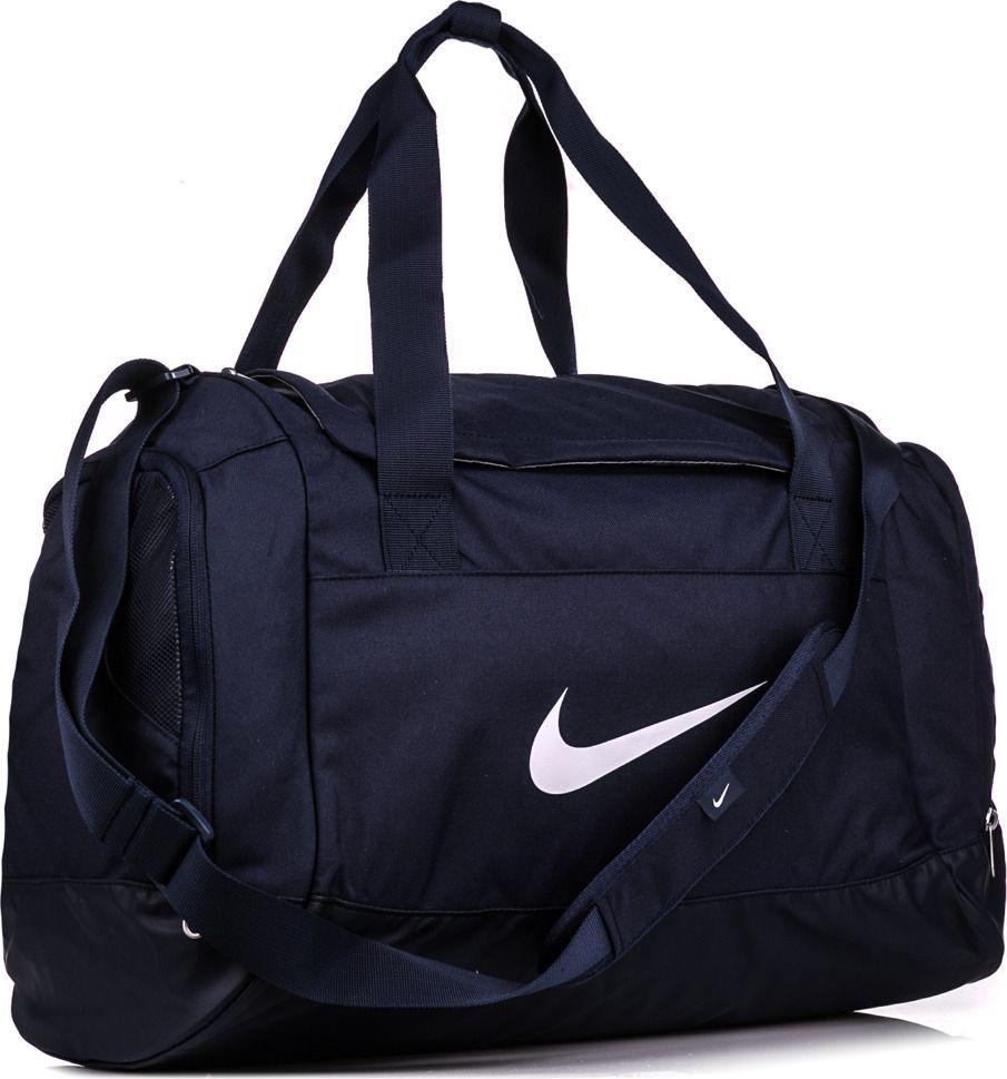 a7ee7d80a858c Nike Torba sportowa Club Team Swoosh Duffel S granatowa (BA5194 410) w Sklep -presto.pl
