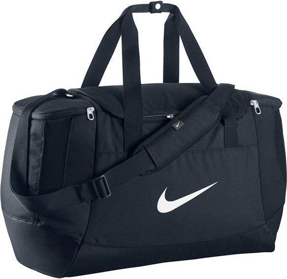 b2940614904d2 Nike Torba sportowa Club Team Swoosh Duffel M czarna (BA5193 010) w  Sklep-presto.pl