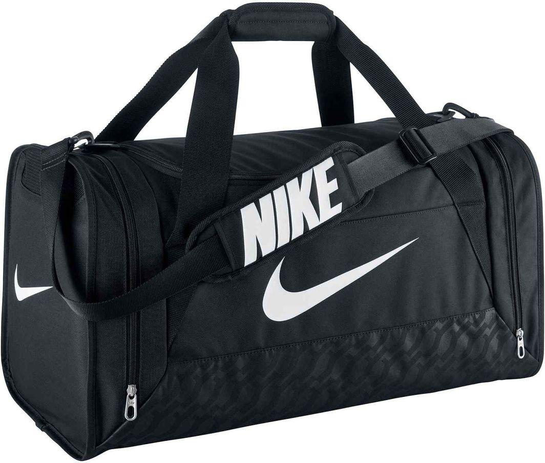 c86ba7536d73e Nike Torba sportowa BA4829 001 Brasilia 6 Medium Duffel czarna w  Sklep-presto.pl