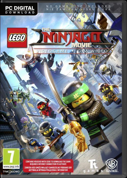 The LEGO Ninjago Movie Videogame PC 1