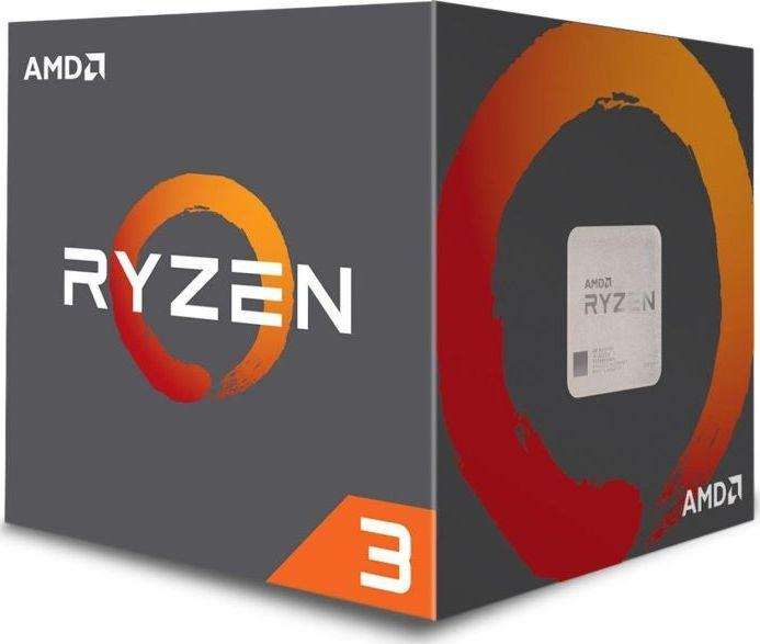 Procesor AMD Ryzen 3 1300X, 3.5GHz, 8 MB, BOX (YD130XBBAEBOX) 1
