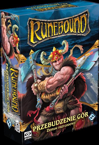 Galakta Runebound (3 edycja): Przebudzenie Gór 1