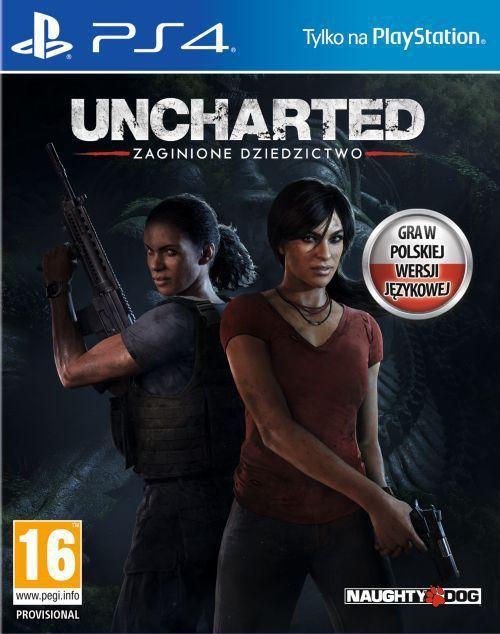 Uncharted: Zaginione Dziedzictwo 1
