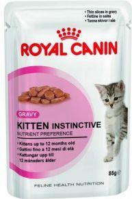 Royal Canin Kitten do 12 miesiąca SOS opakowanie: 1 saszetka 1