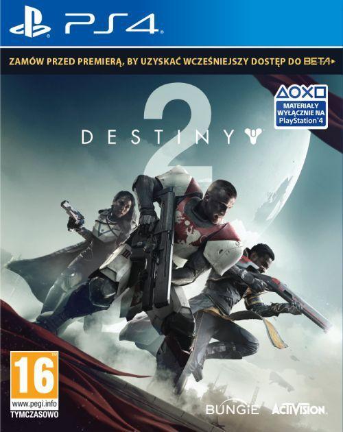 Destiny 2 PS4 1