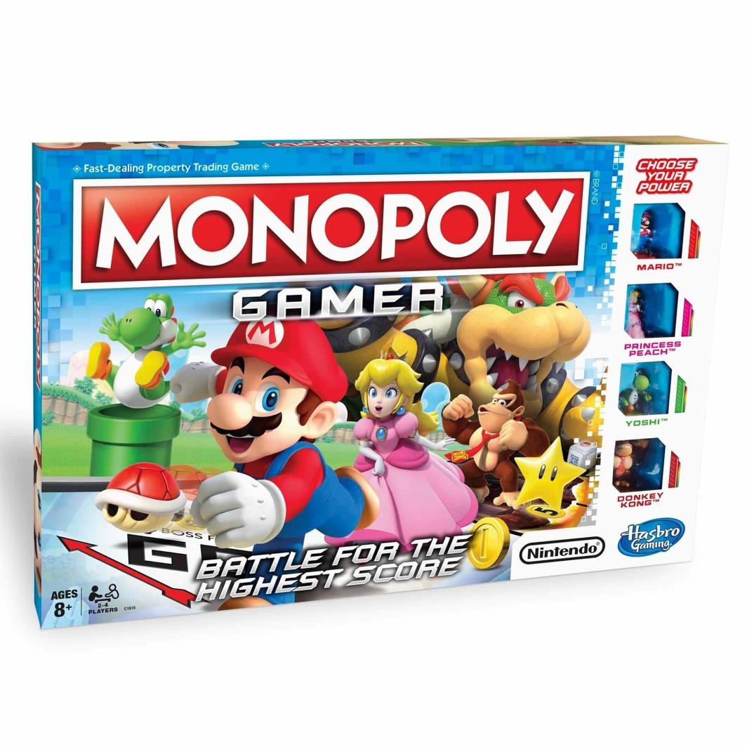 Hasbro Monopoly Gamer wersja PL (C1815) 1