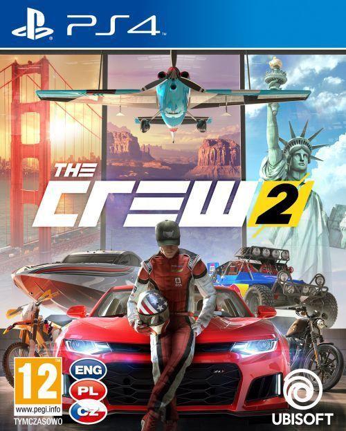 The Crew 2 PS4 1