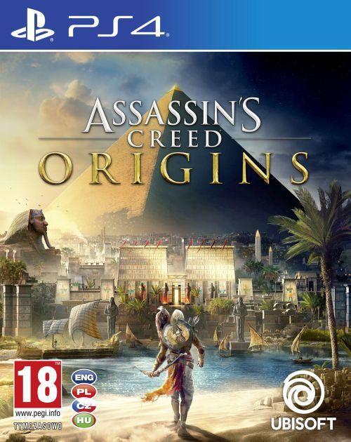 Assassin's Creed Origins PS4 1