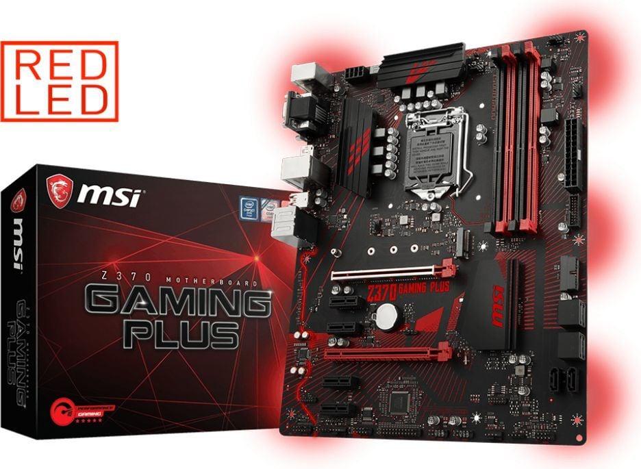 Płyta główna MSI Z370 GAMING PLUS 1