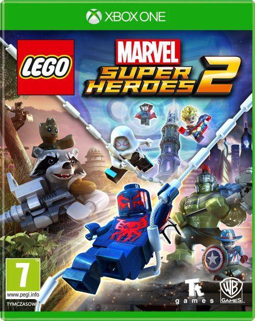LEGO Marvel Super Heroes 2 1