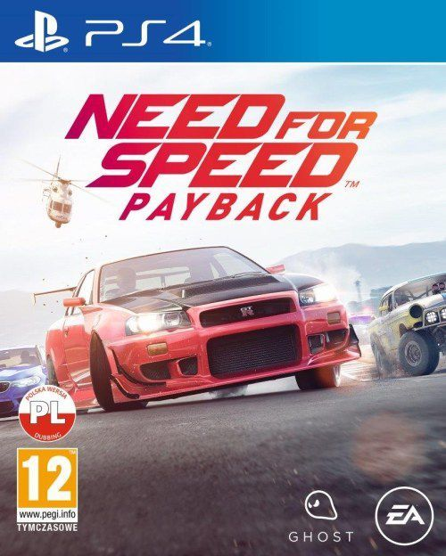 Need For Speed: Payback 1