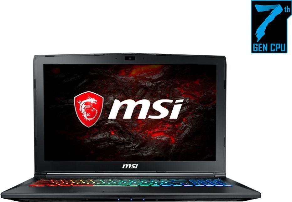 Laptop MSI GP62M Leopard Pro 7REX-2032XPL 1