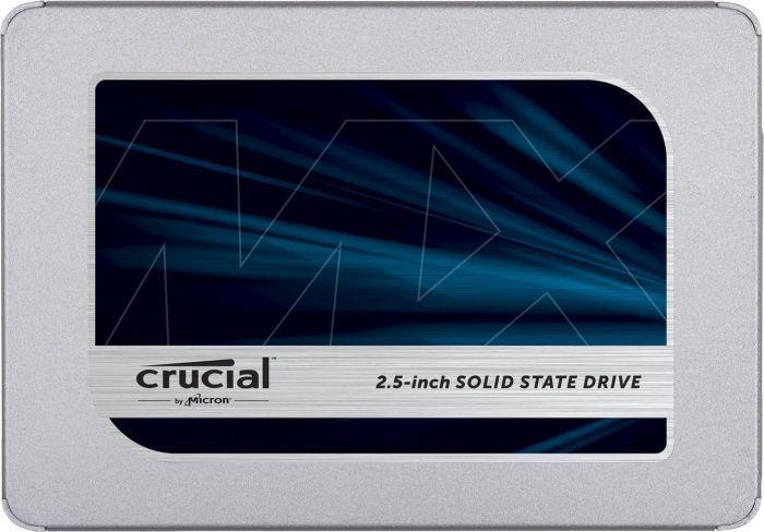 Dysk SSD Crucial MX500 250 GB 2.5'' SATA III (CT250MX500SSD1) 1