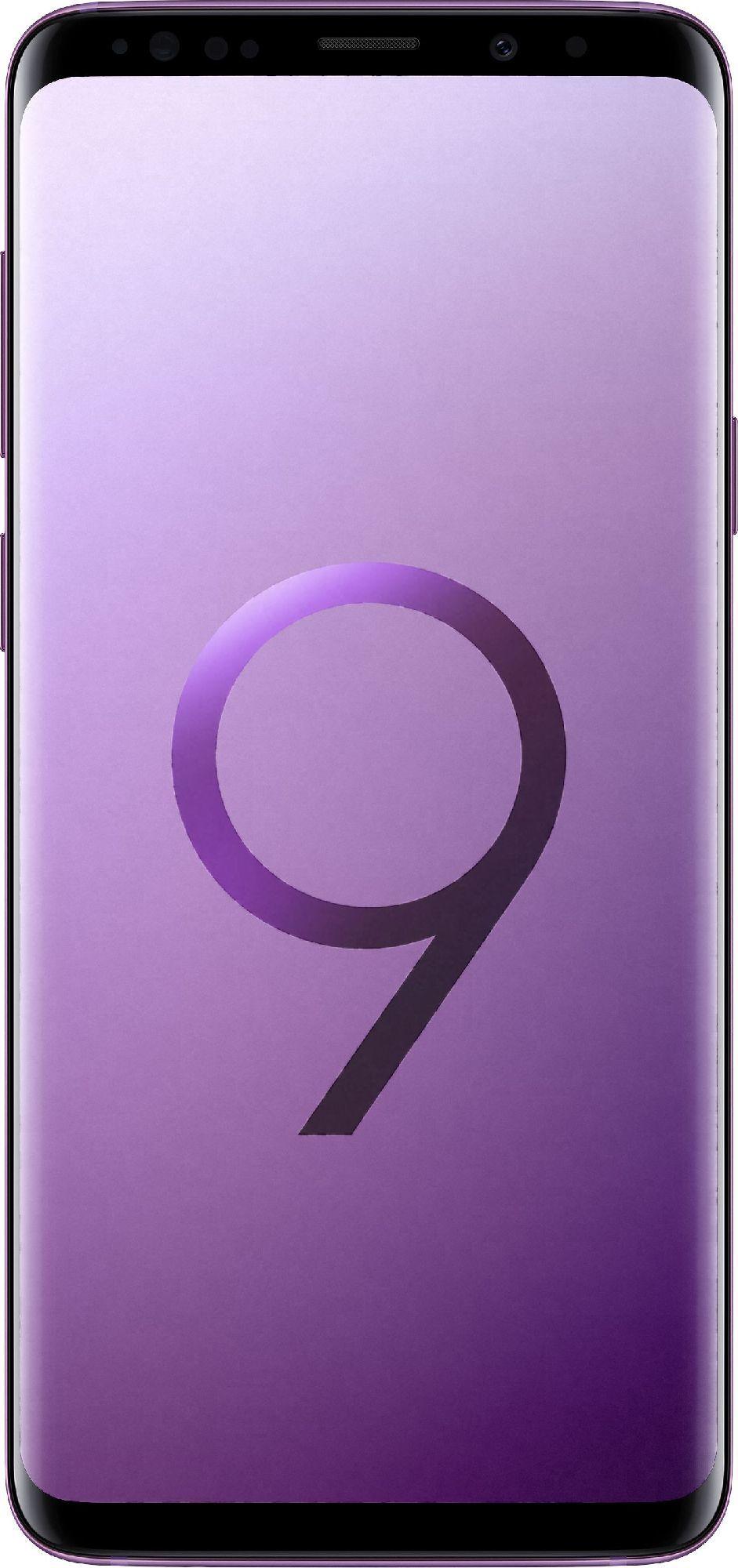 Smartfon Samsung Galaxy S9 Plus 6/64GB Dual SIM Fioletowy  (SM-G965FZPDXEO) 1