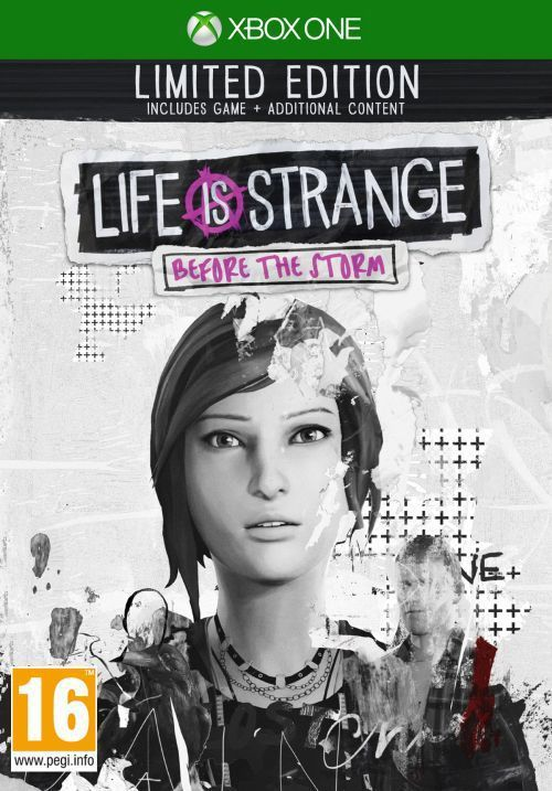 Life is Strange: Before the Storm - Limited Edition 1