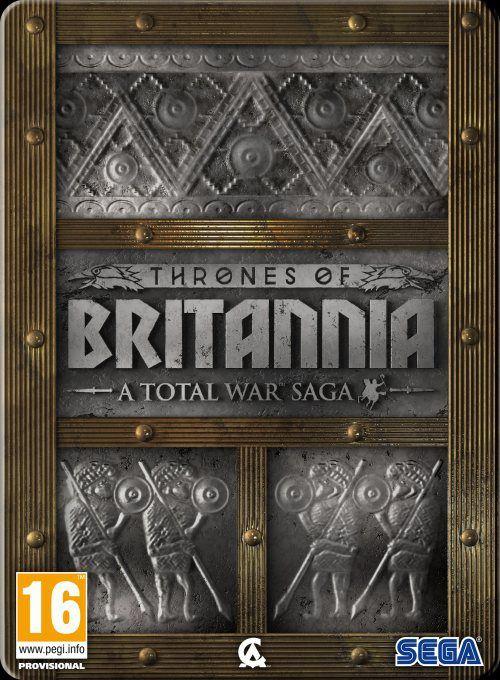 Total War Saga: Thrones of Britannia PC 1