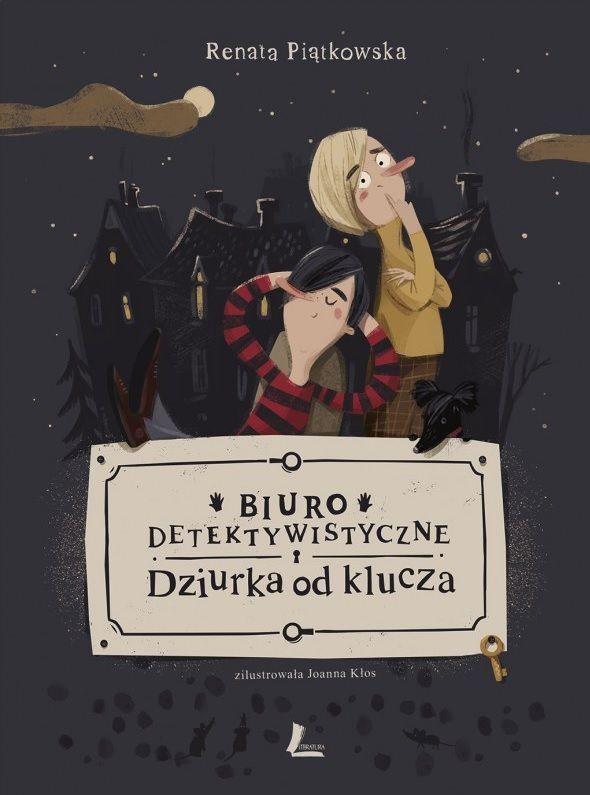 Literatura BIURO DETEKTYWISTYCZNE DZIURKA OD KLUCZA 1
