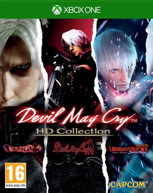 Devil May Cry HD Collection 1