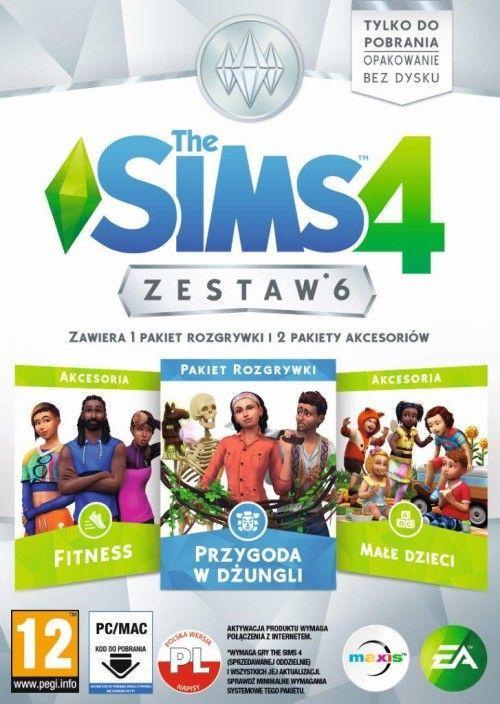 The Sims 4 Zestaw 6 PC 1