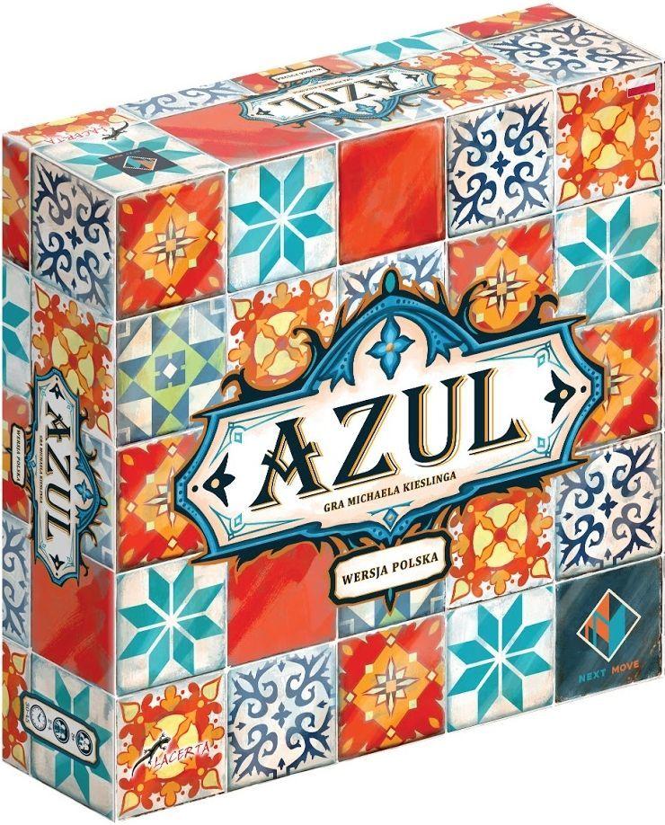 Rebel Gra planszowa Azul Edycja polska 1