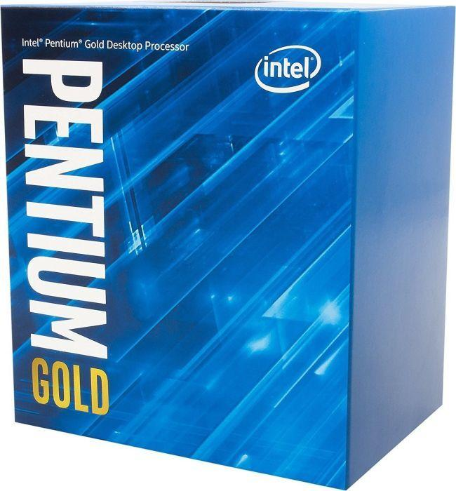 Procesor Intel Pentium Gold  G5400, 3.7GHz, 4 MB, BOX (BX80684G5400) 1