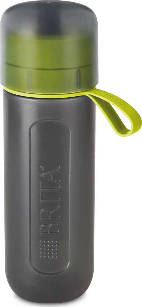 Brita Butelka filtrująca fill&go Active zielona 600ml 1