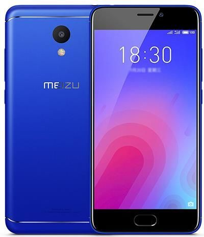 Smartfon Meizu M6 32 GB Dual SIM Niebieski  (MEIZUM63/32BLUE) 1