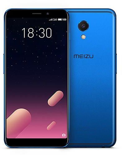 Smartfon Meizu M6S 3/32GB Dual SIM Niebieski  (MEIZUM6SBLUE) 1