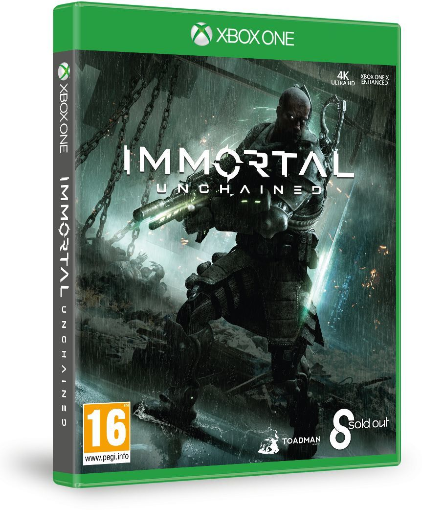 Immortal Unchained Xbox One 1
