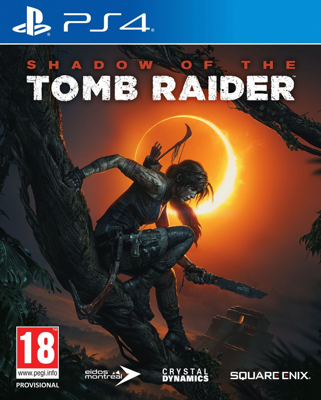 PS4: Shadow of Tomb Raider 1