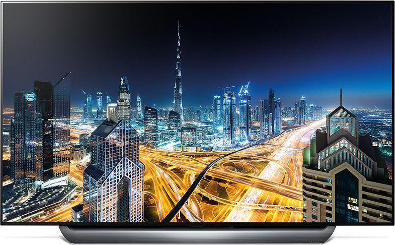 64d119551f8523 LG OLED 55C8 4K, HDR10 Pro, WebOS 4.0, AI ThinQ, Netflix, Dolby Atmos w  Morele.net