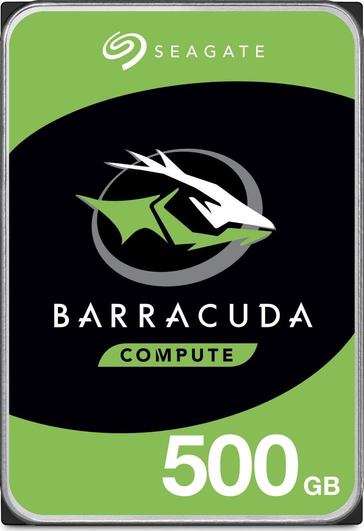 """Dysk Seagate BarraCuda 500 GB 3.5"""" SATA III (ST500DM009) 1"""