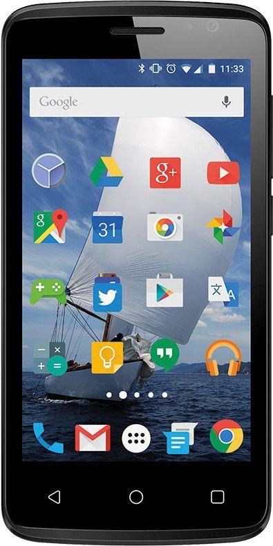 Smartfon Maxcom 8 GB Dual SIM Czarny  (MAXCOMMS453) 1