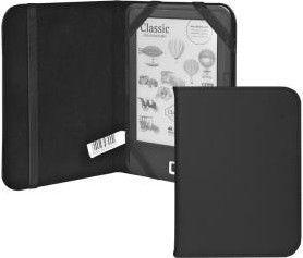 """Pokrowiec E5 na czytnik e-book e5 6"""" czarny (RE02430_black) 1"""