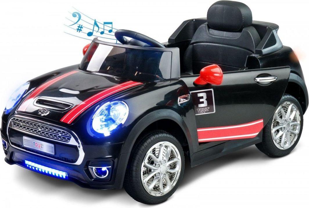 Caretero Pojazd na akumulator Maxi Black 1