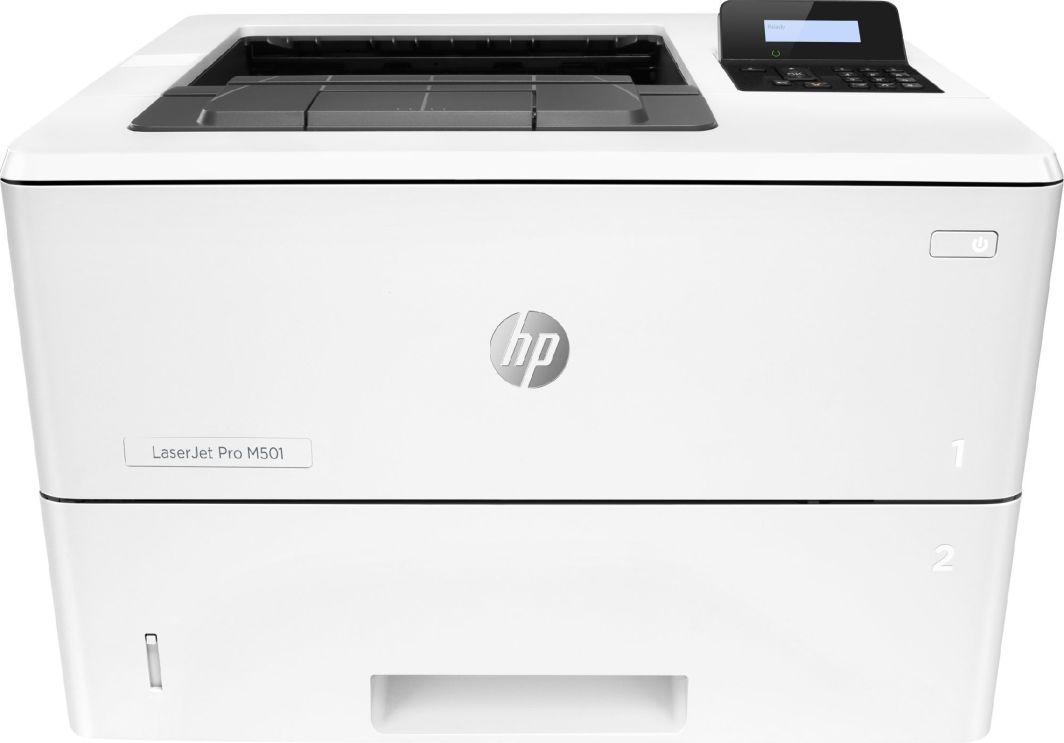 Drukarka laserowa HP LaserJet Pro M501dn (J8H61A#B19) 1