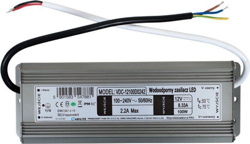 Abilite Zasilacz LED (VDC-12100D0242) 1