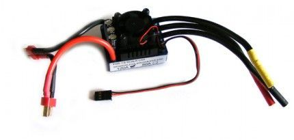 VRX Racing Dwukierunkowy regulator obrotów 120A 7.2V - 14.4V (VRX/85278) 1